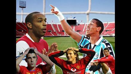 YouTube: Cristiano Ronaldo y Ronaldinho en compilado de bloopers