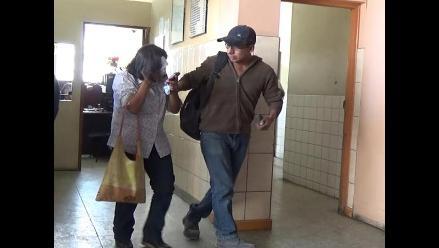 Arequipa: palo se incrusta en ojo de madre de familia