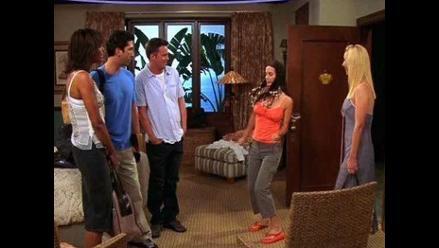 Estrenan el tráiler de la película de terror de Friends