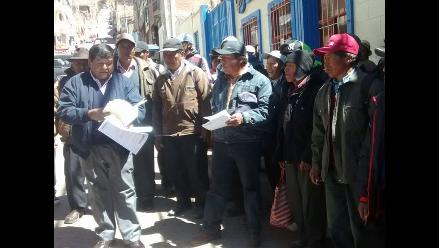 Ayacucho: socios de cooperativa exigen devolución de sus depósitos