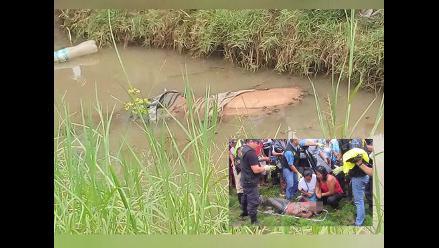 Puno: hallan cadáver de joven en una laguna de comunidad de Juliaca