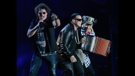 Carlos Vives y Daddy Yankee armaron la fiesta latina en el Nacional