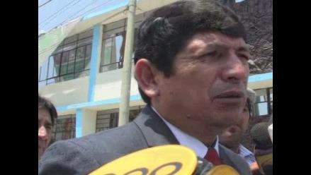 Agustín Lozano: Raúl Rojas no ha renunciado a la Federación Peruana