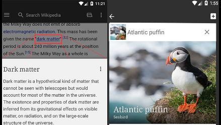 Wikipedia se actualiza y habilita vista previa de artículos enlazados