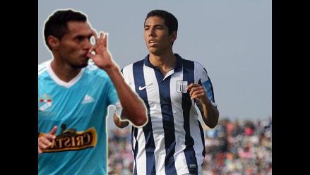 Alianza Lima: Sergio Peña se motiva al ser comparado con Carlos Lobatón