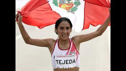 Gladys Tejeda: Federación Peruana de Atletismo se pronucia sobre caso de dopaje