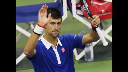 Novak Djokovic venció a Marin Cilic y disputará la final del US Open 2015