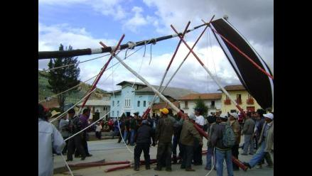 Huamachuco comienza festividades en honor a San Francisco de Asís