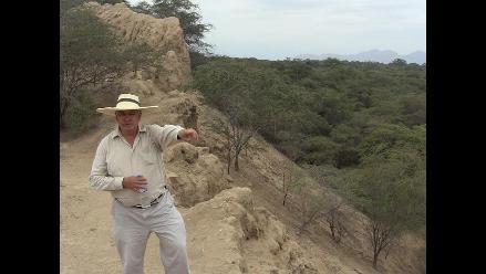 Chiclayo: Verifican zonas arqueológicas vulnerables a lluvias
