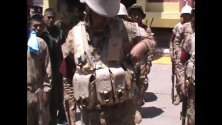Cusco: indican que granadas en la región se encuentran seguras