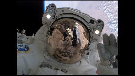 Tres astronautas regresan a la Tierra desde Estación Espacial Internacional