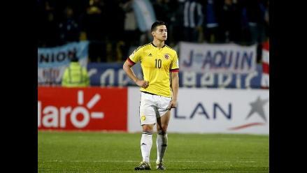 Real Madrid: James Rodríguez dejó mensaje tras lesión que sufrió ante Perú