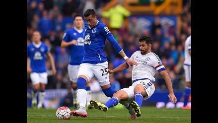 Chelsea cayó 3-1 ante el Everton y no levanta cabeza en la Premier League