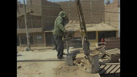 Chiclayo: Continúa limpieza de techos por lluvias del FEN