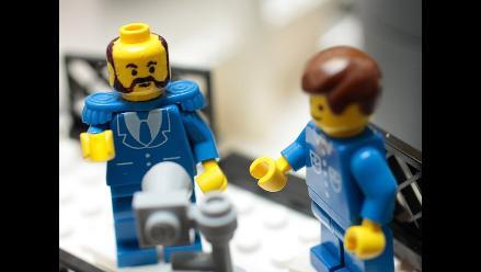 Así se celebró el Día de Lego en el Perú