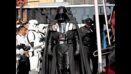 Star Wars: Mira cómo fue el flashmob en el Mercado Central
