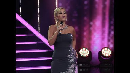 El Gran Show: Se registró incendio en set de Gisela Valcárcel