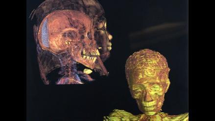 Los Ángeles recibe 20 momias peruanas y egipcias en una exposición inédita