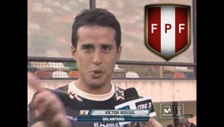 Universitario vs. UTC: Víctor Rossel le volvió a pedir una oportunidad a Ricardo Gareca