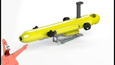 Robot submarino protege el coral matando estrellas de mar