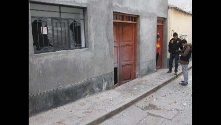 Ayacucho: Detonan dinamita en vivienda de abogado en Huamanga