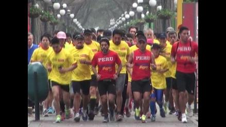 Maratón RPP Scotiabank 2015: Aquí una opción para entrenar de cara a la carrera