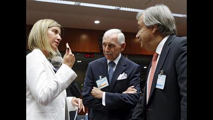Berlín y París anuncian acuerdo para el reparto de 160.000 refugiados