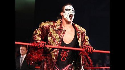 WWE: seis datos de Sting, el ícono de la lucha que busca el campeonato