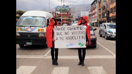 La beneficencia de Huancayo realizó campaña