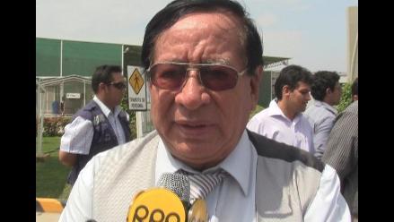 Lambayeque: Ramos afirma retomará funciones como rector de UNPRG