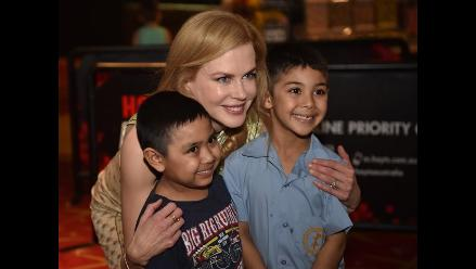 Nicole Kidman se luce en obra teatral