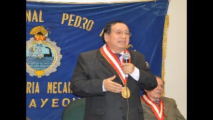Chiclayo: Fiscalía apelará comparecencia de rector de UNPRG