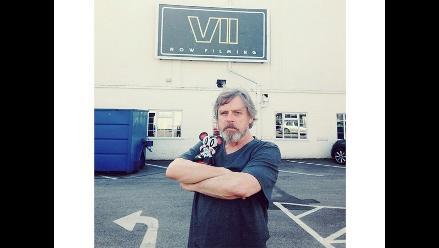 Star Wars: Mark Hamill salvó de morir durante rodaje