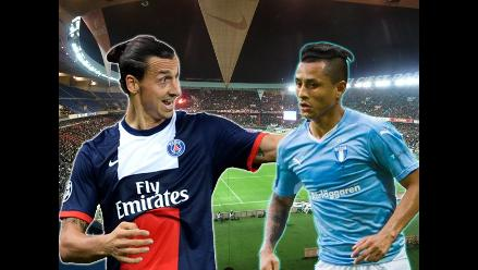 Champions League: Yoshimar Yotún buscará frenar a Zlatan Ibrahimovic
