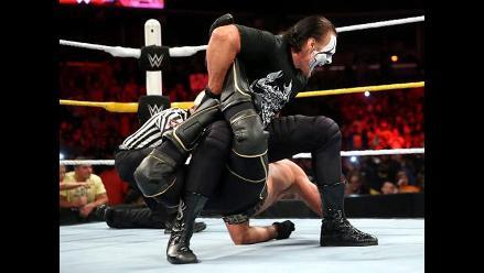 WWE: John Cena y Sting vencieron al equipo de Seth Rollins y el Big Show
