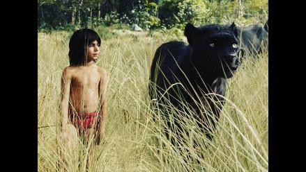 El libro de la selva: mira las primeras imágenes de la cinta