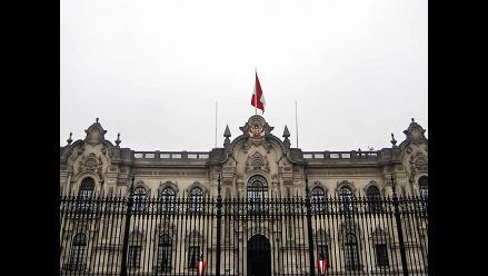 Partidos políticos reafirman adhesión a sistema democrático