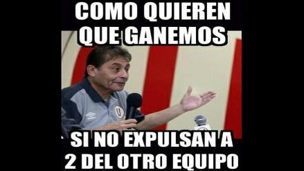 Universitario es blanco de memes tras eliminación de la Copa Sudamericana