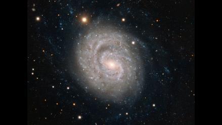 Captan una imagen de la galaxia enana del Escultor