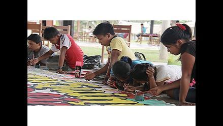 Tarapoto: reabren colegio en Nuevo Porvenir tres años después de aluvión