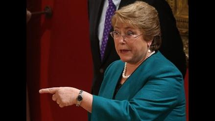 Bachelet declarará zona de catástrofe en áreas afectadas por terremoto