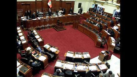 Pleno del Congreso aprueba informe final de comisión Belaunde Lossio