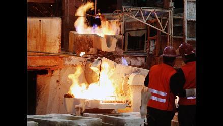¿Qué regiones lideran producción de cobre, oro, plata y plomo?