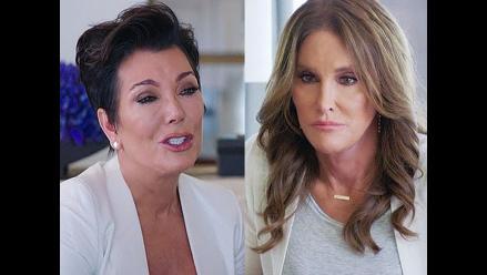 Aseguran que sigue tensa la relación entre Caitlyn Jenner y Kris