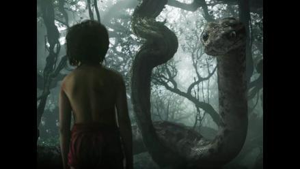 El libro de la selva: Mira el primer tráiler de la película