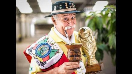 Clovis Acosta Fernandes: mítico hincha de la selección brasileña falleció