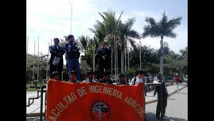 Lambayeque: Agustín Ramos retomó funciones como rector de UNPRG