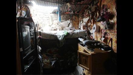 El Agustino: niña de 12 años muere tras estallido de explosivo