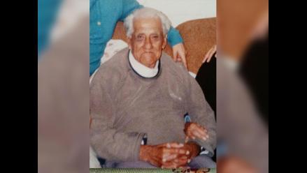 WhatsApp: solicitan apoyo para encontrar a anciano de 92 años desaparecido