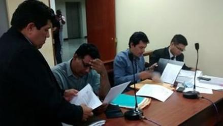 Caso Nolasco: juzgado culmina toma de manifestación a testigos